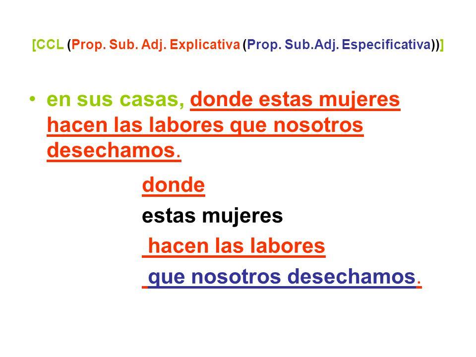 [CCL (Prop. Sub. Adj. Explicativa (Prop. Sub.Adj. Especificativa))]